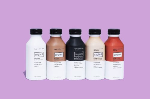 Rosa Foods - Soylent meal replacement shake products