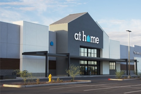 Furniture stores chain At Home Group to be acquired by Hellman & Friedman for $2.8bn