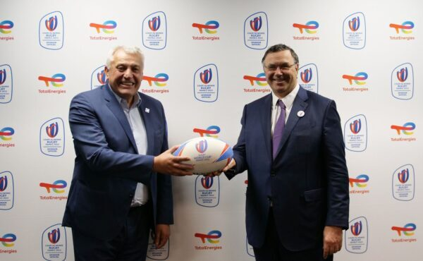 TotalEnergies becomes official sponsor of Rugby World Cup France 2023