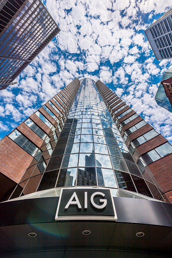 AIG to sell stake in life and retirement unit to Blackstone for $2.2bn