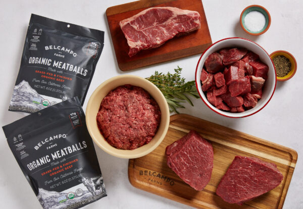 Belcampo Farms Everyday Beef Box