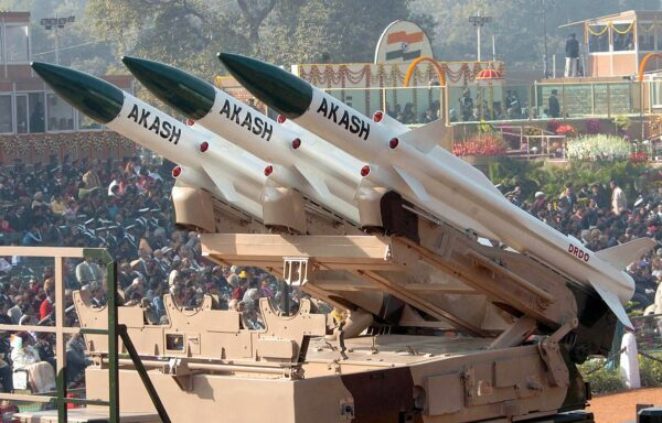 BDL bags Rs 499cr contract for supply of Akash missiles to IAF