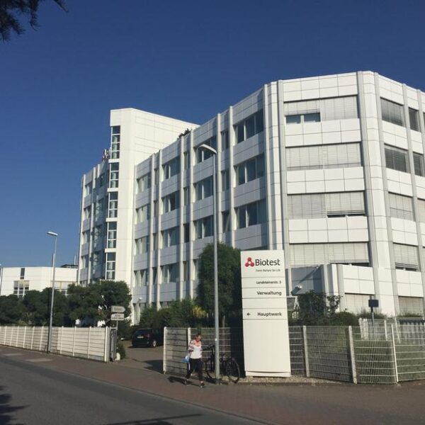 German healthcare company Biotest to be acquired by Spanish pharma company Grifols