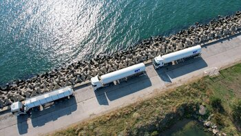 OMV Petrom completes first delivery of LNG in Romania