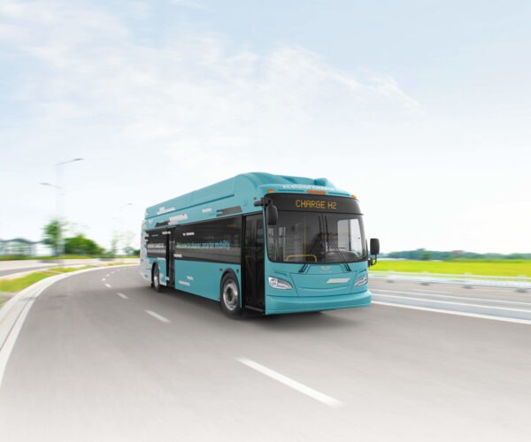 NFI bags order for 20 Xcelsior CHARGEH2 heavy-duty transit buses from Foothill Transit